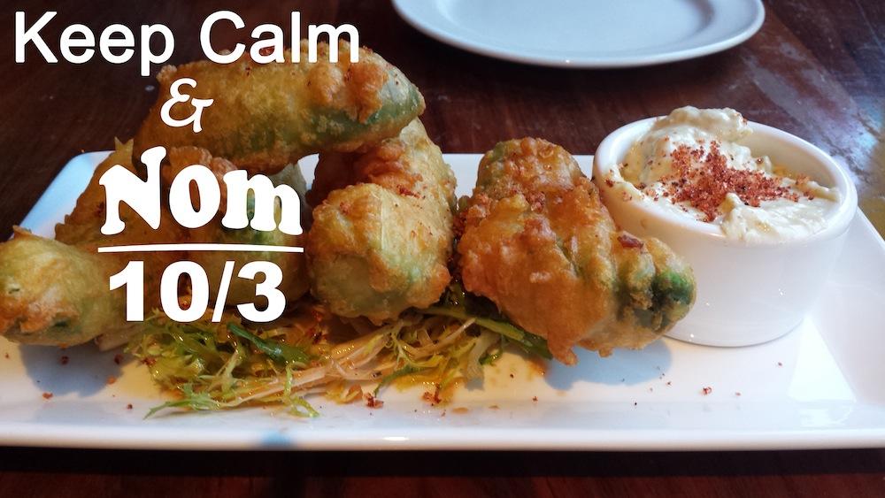 Keep Calm & Nom: 10/3