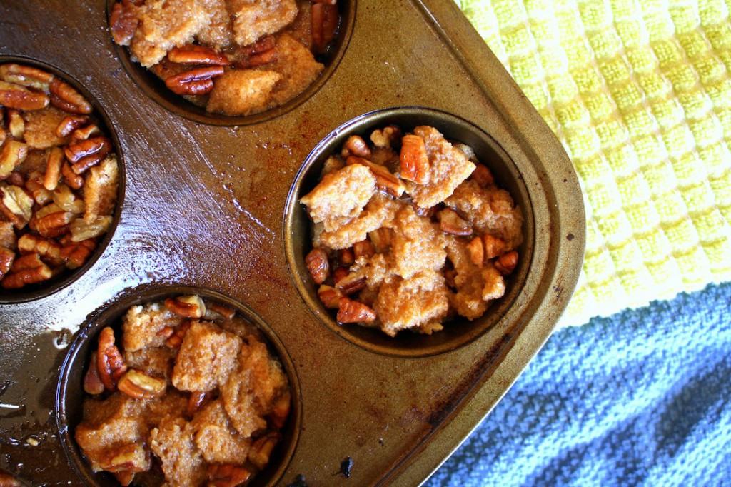 Recipe: Pecan Pie Bread Pudding
