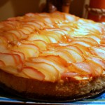Recipe: {gluten-free} Maple-Pear Cheesecake