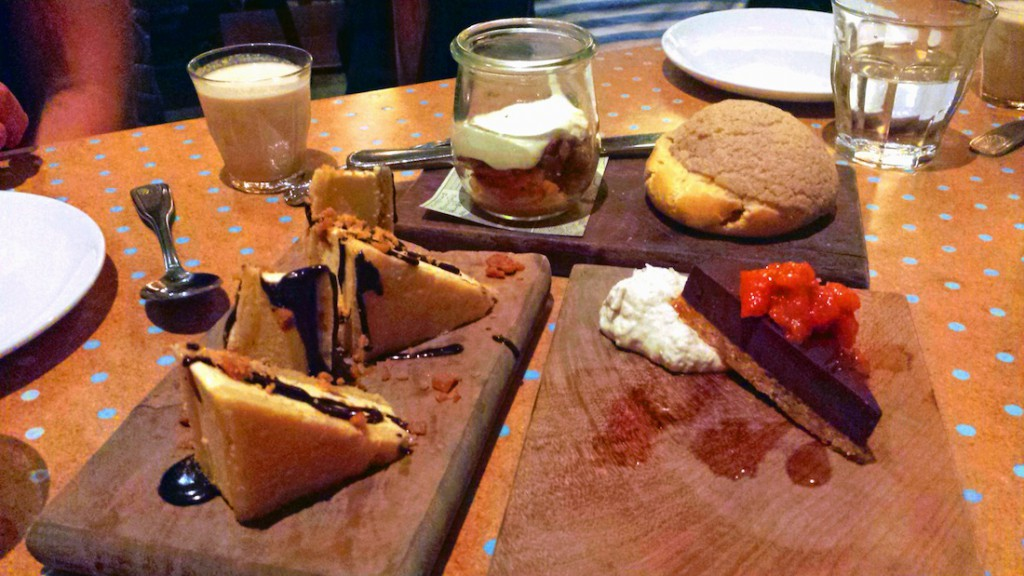 Renovated and Delicious: Reviewing State Bird Provisions