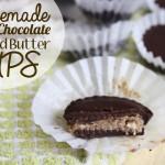 RECIPE: Homemade Dark Chocolate Almond Butter Cups