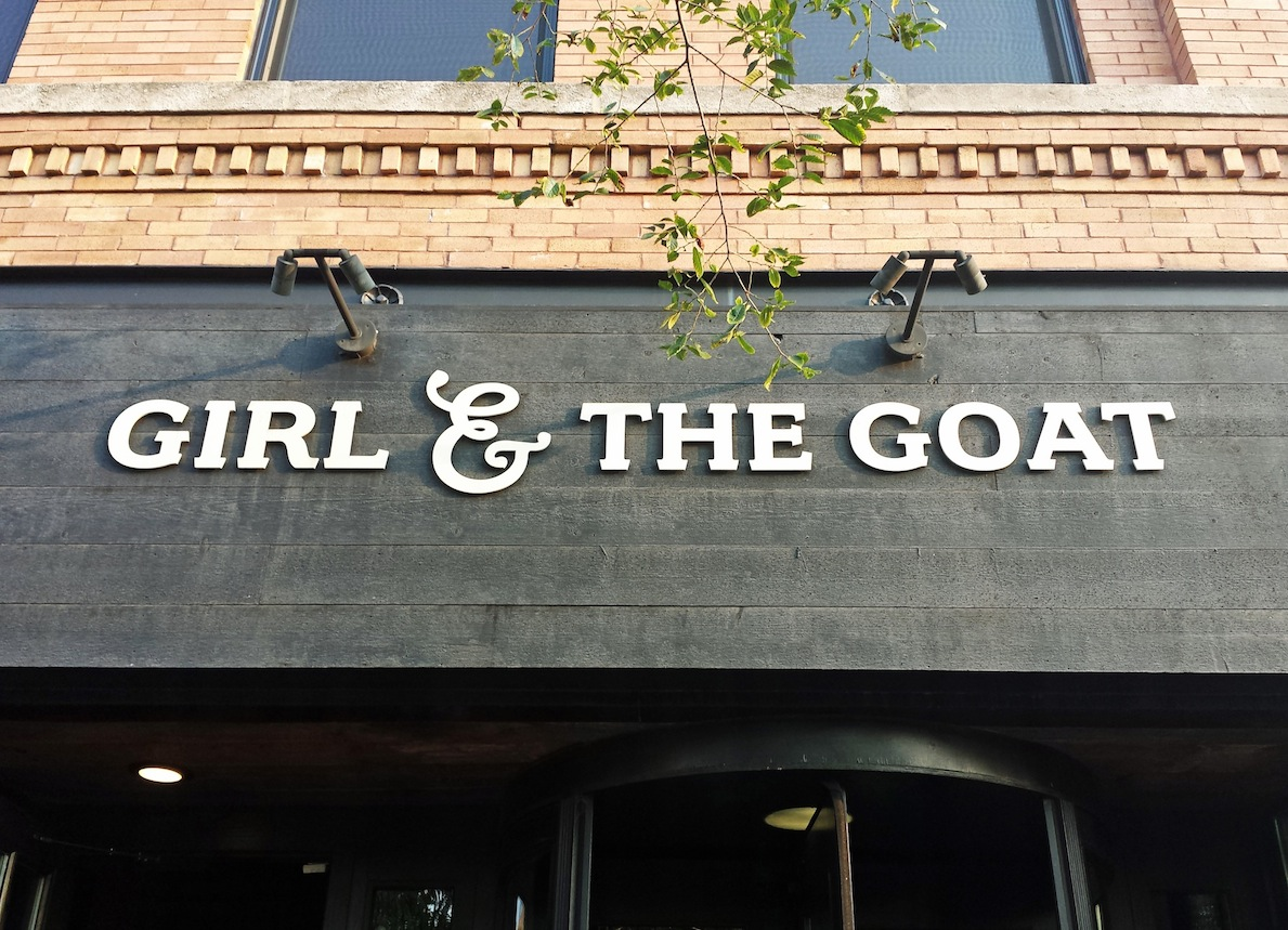 Girl & The Goat Chicago
