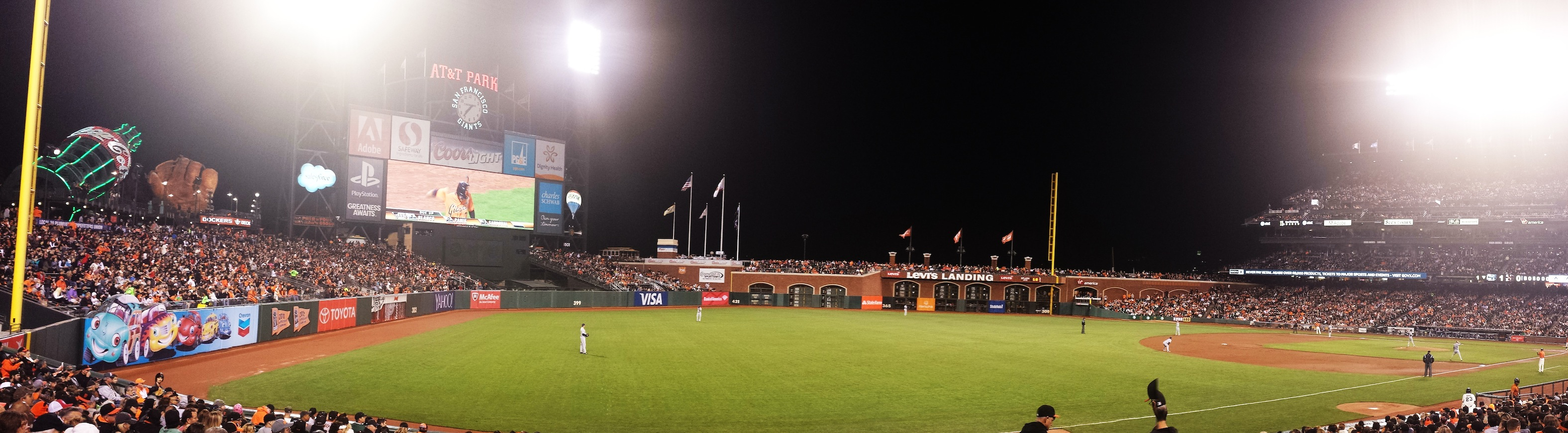 Giants AT&T Park