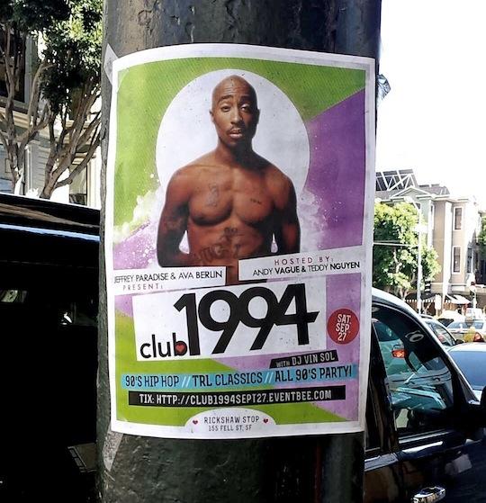 Tupac Night