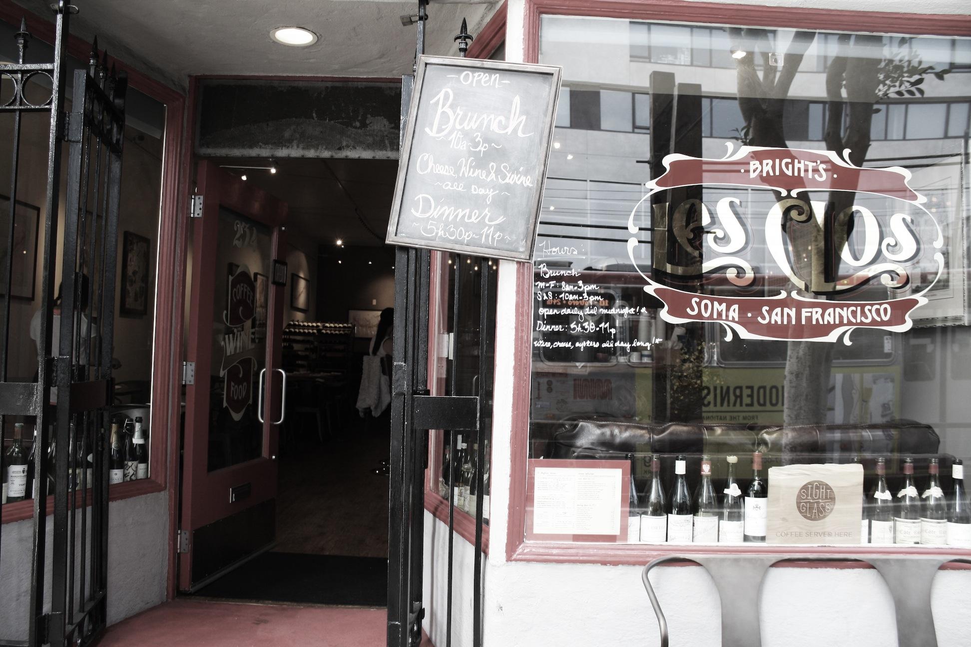 Les Clos Restaurant SF