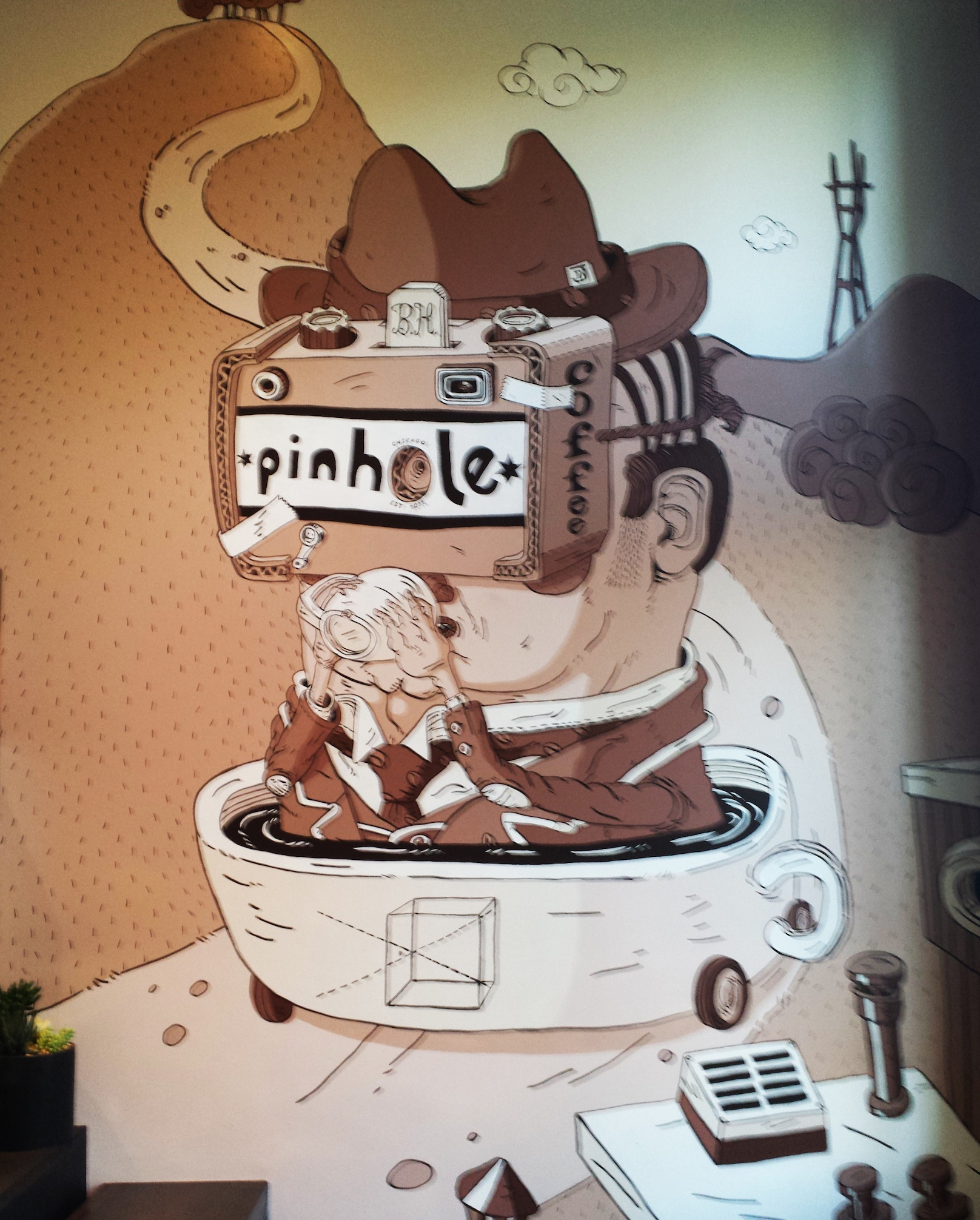 Pinhole Coffee