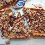 Recipe: {Gluten-Free} Pumpkin-Bourbon Tart and a Thankful List