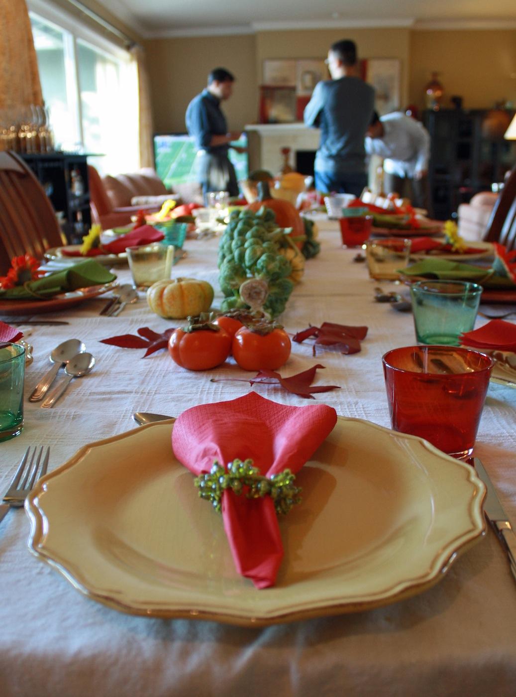 Thanksgiving snapshots