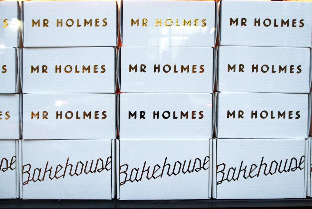 Spotlight: Mr. Holmes Bakehouse