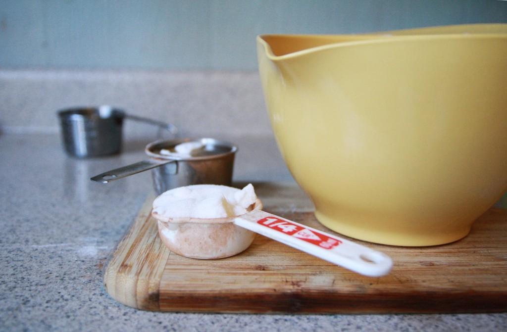 Recipe: Hazelnut Sea Salt Brownies