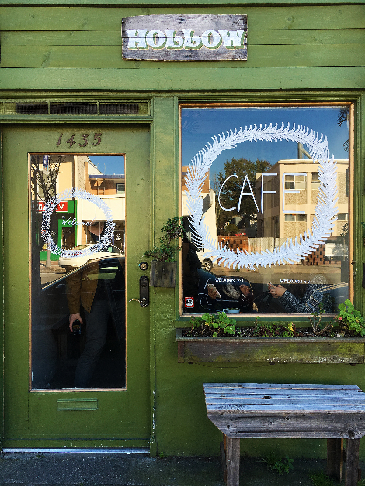 Hollow Cafe SF
