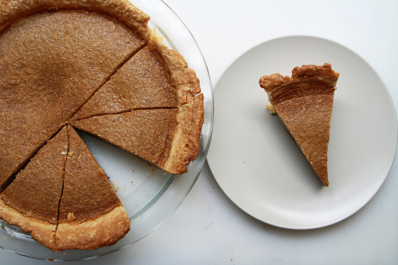 Recipe Brown Butter Maple Pie