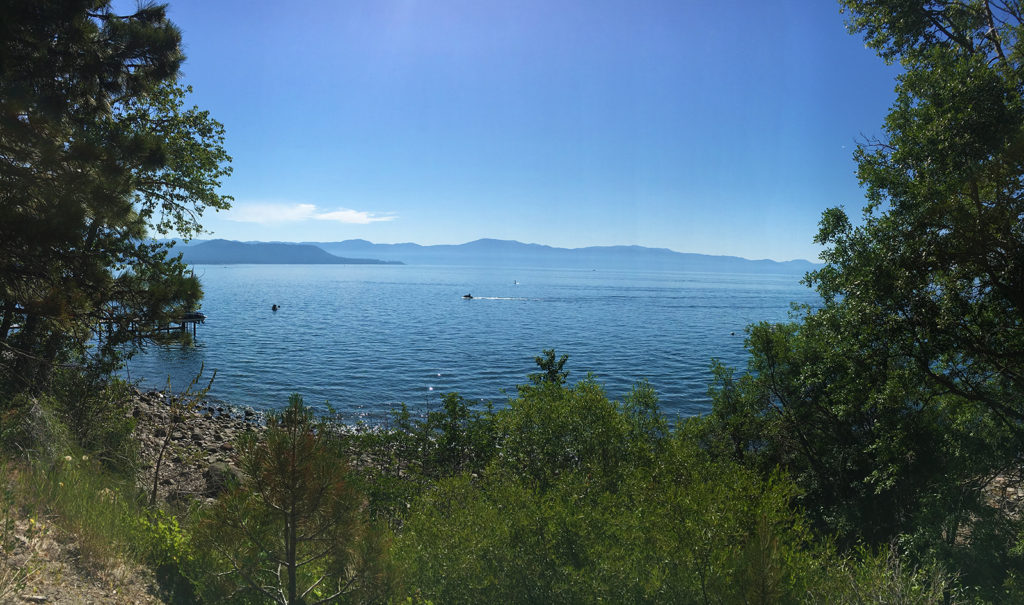Travel Tahoe in the Summer