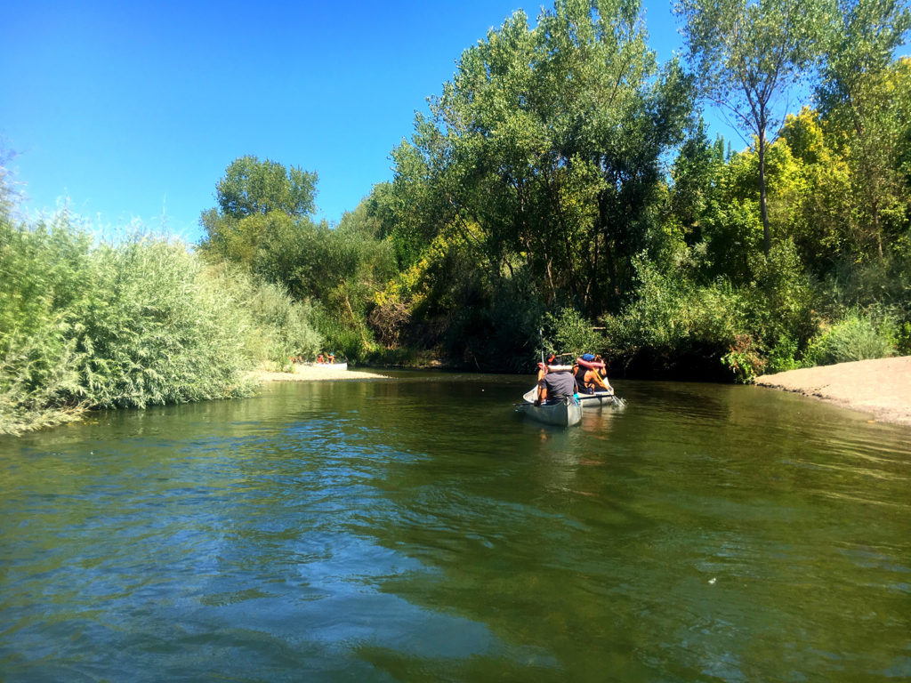 Weekend Day Trip: Russian River Canoeing