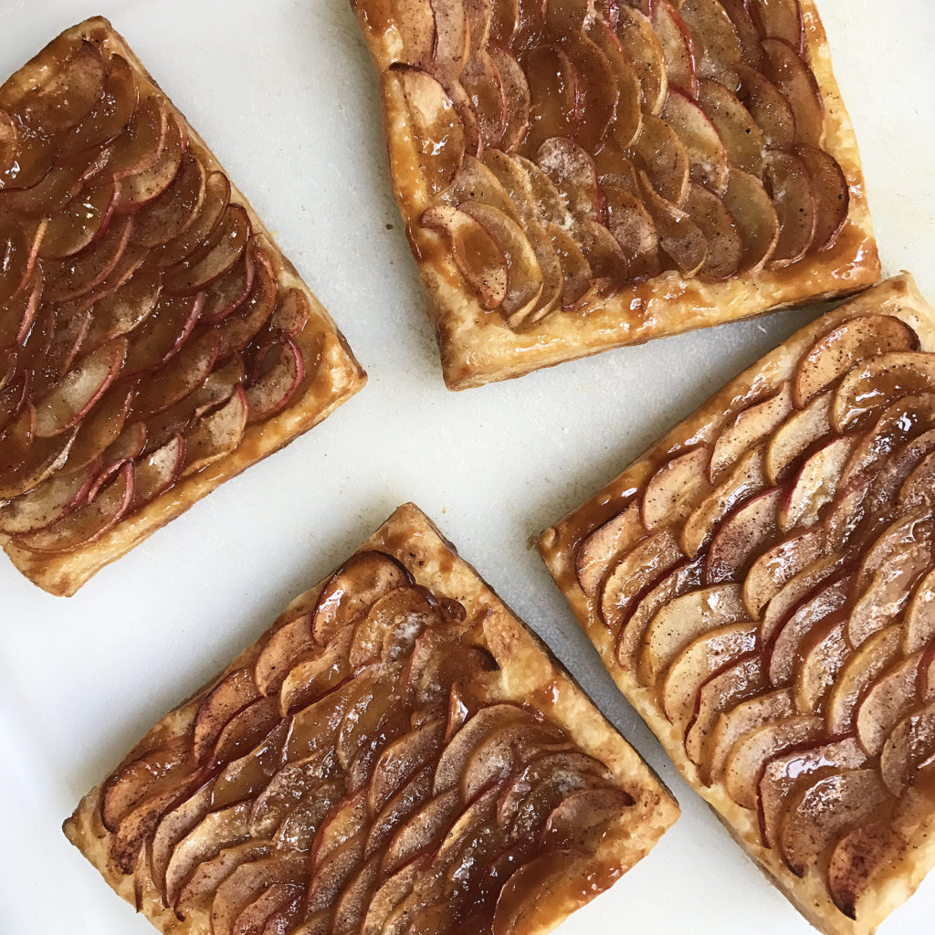Recipe: Caramel Apple Tart