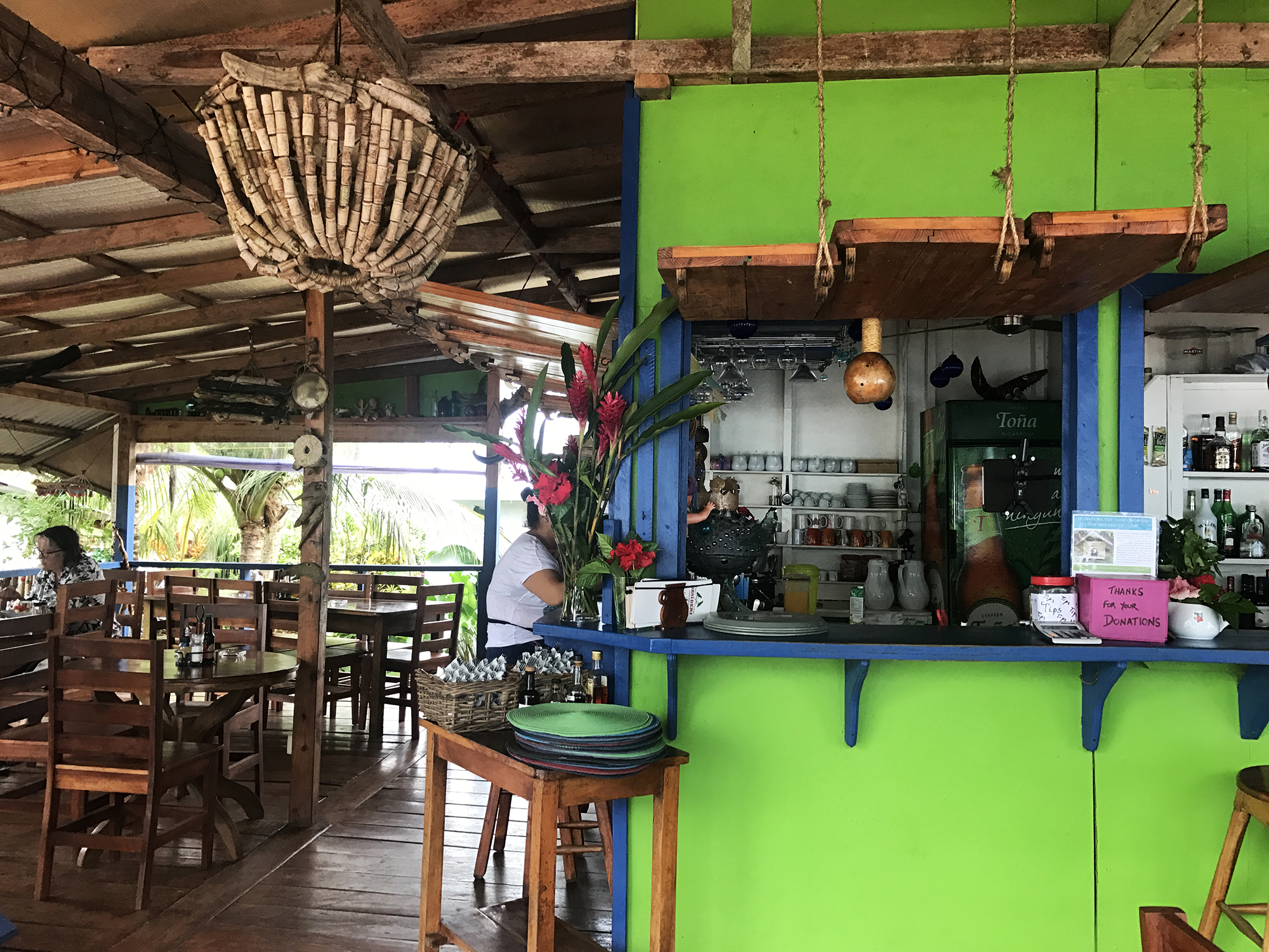 Cafe Desideri // Travel Little Corn Island // Shikha la mode