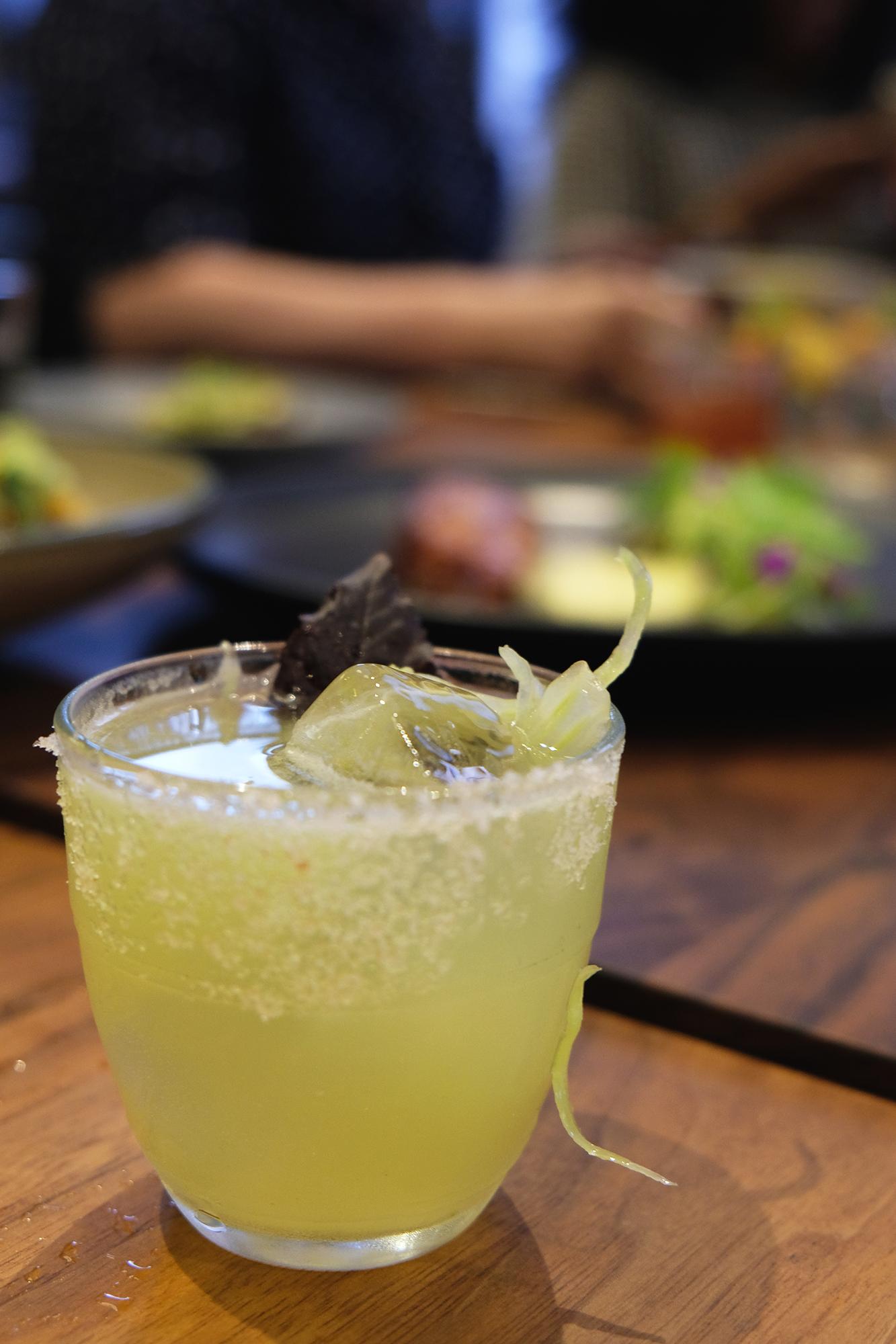 Cocktails Mourad // Shikha la mode