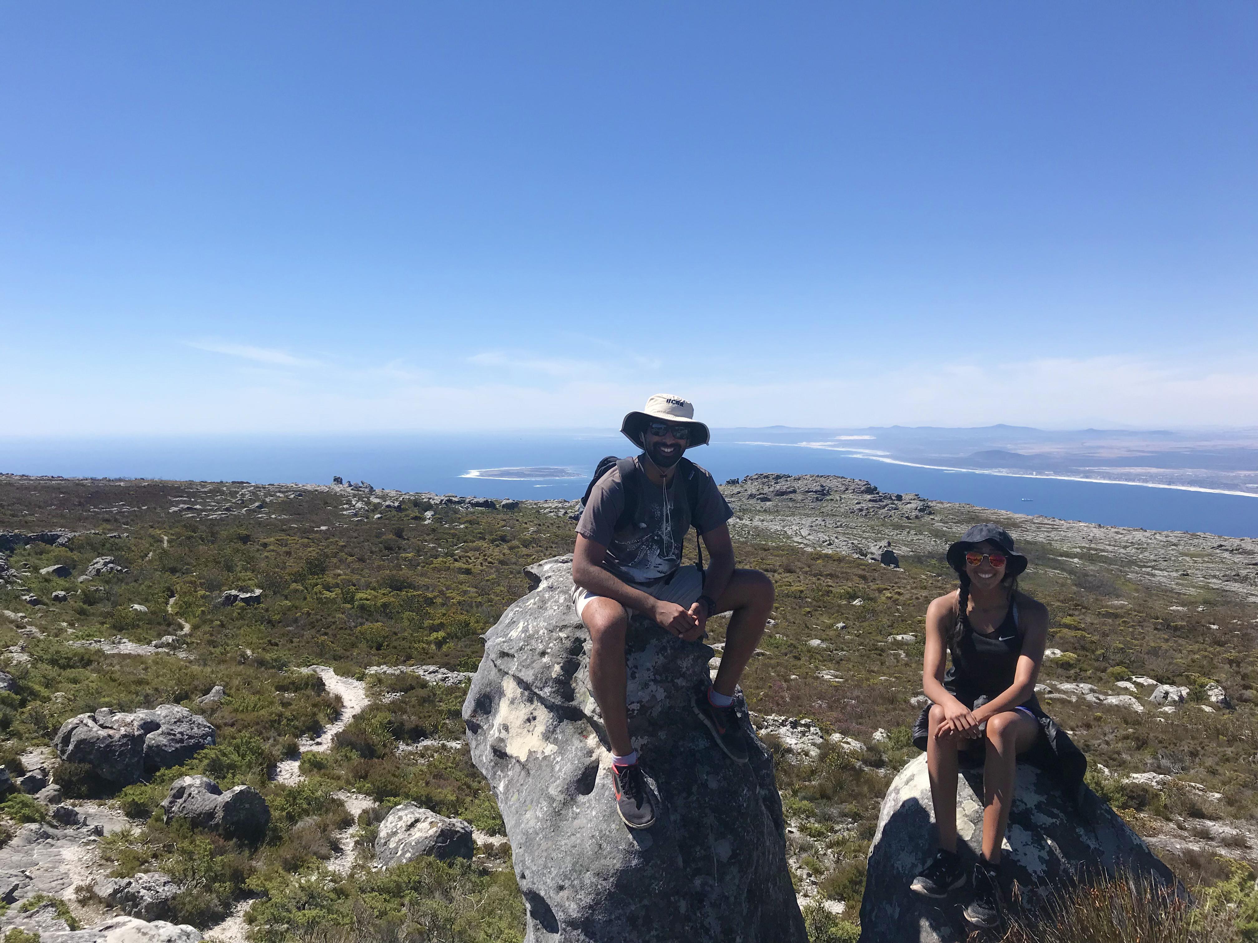 Cape Town // Shikha la mode // Table Mountain