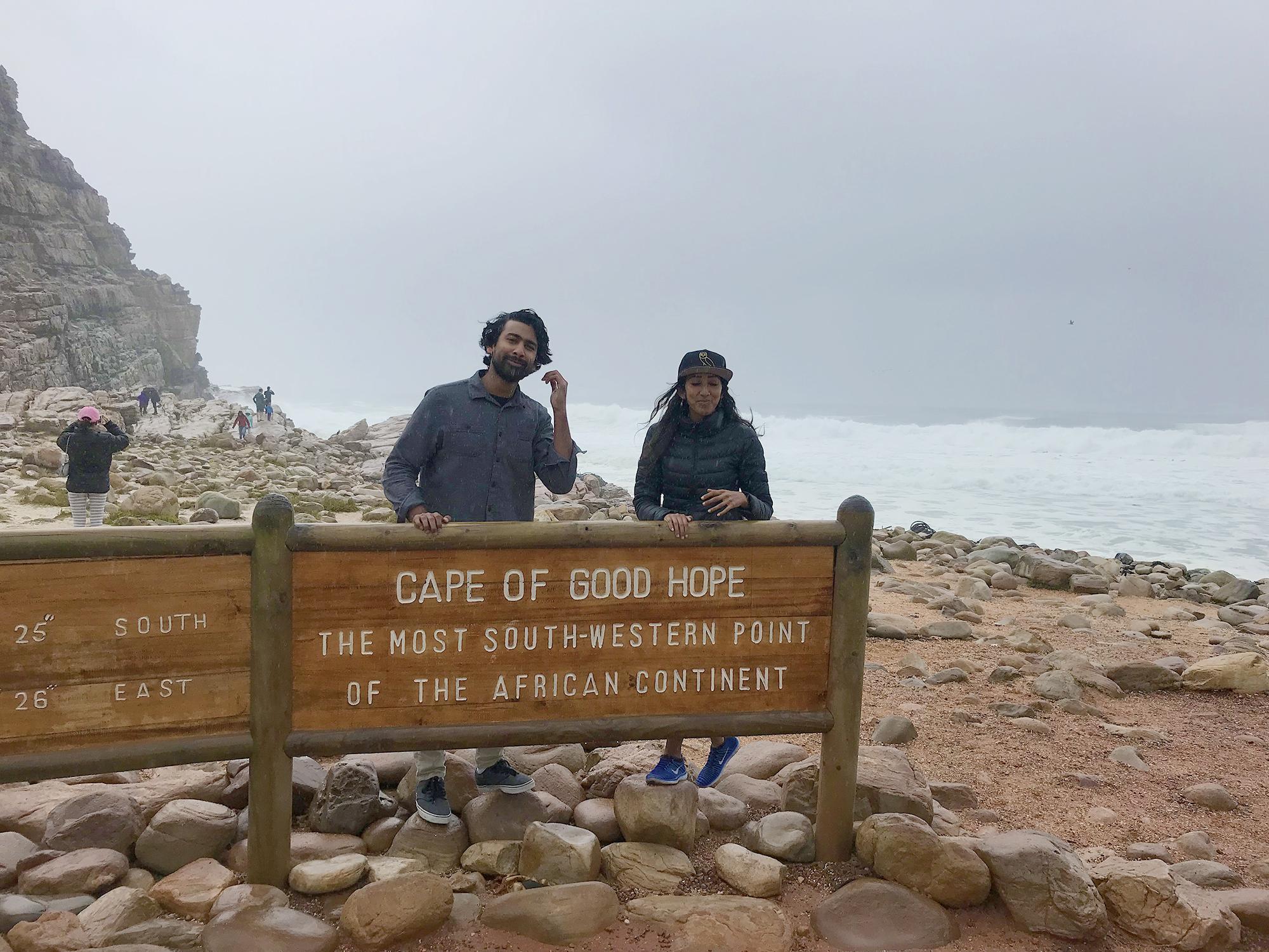 Cape Town // Shikha la mode // Cape of Good Hope