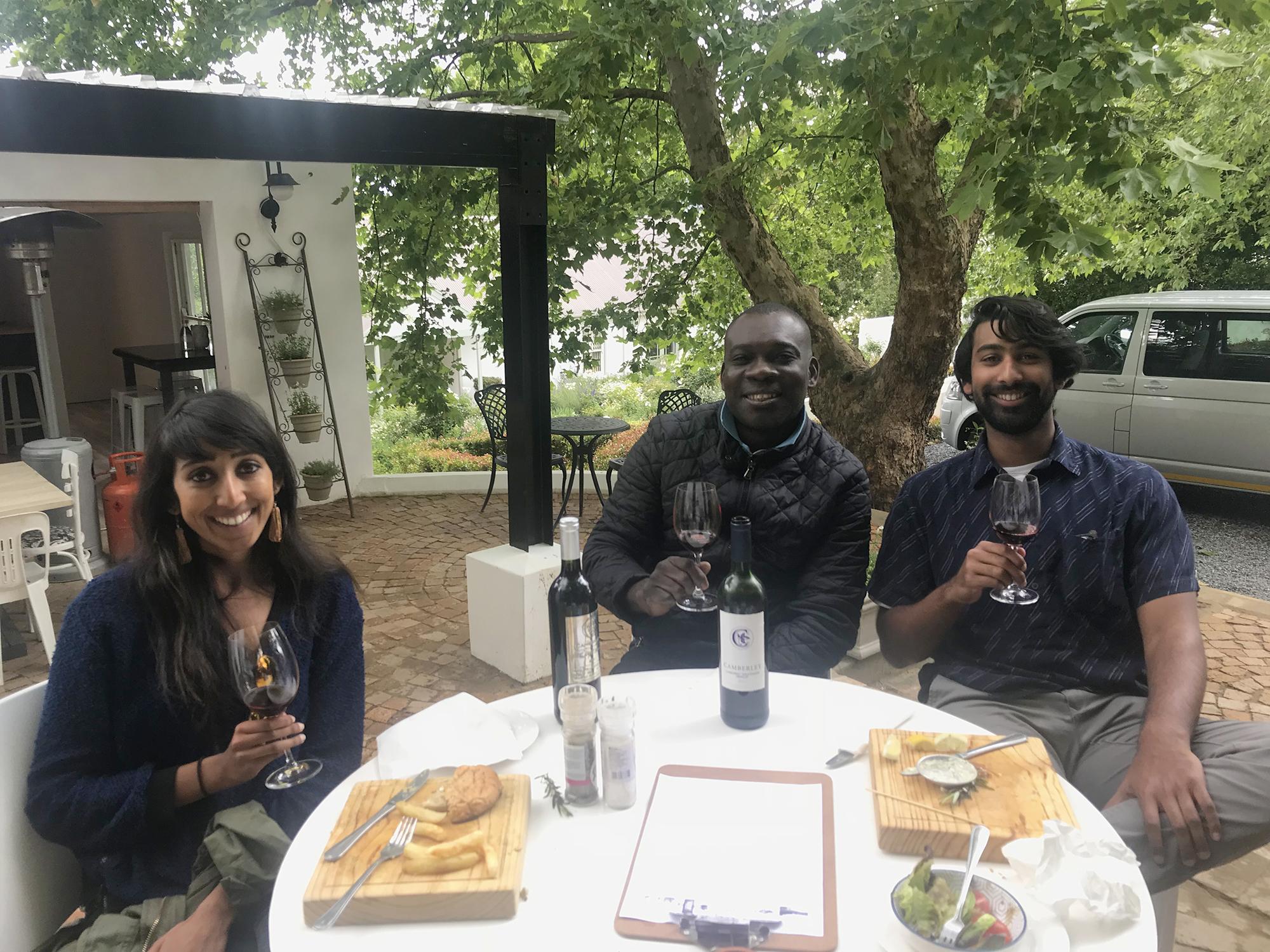 Cape Town // Shikha la mode // wine country