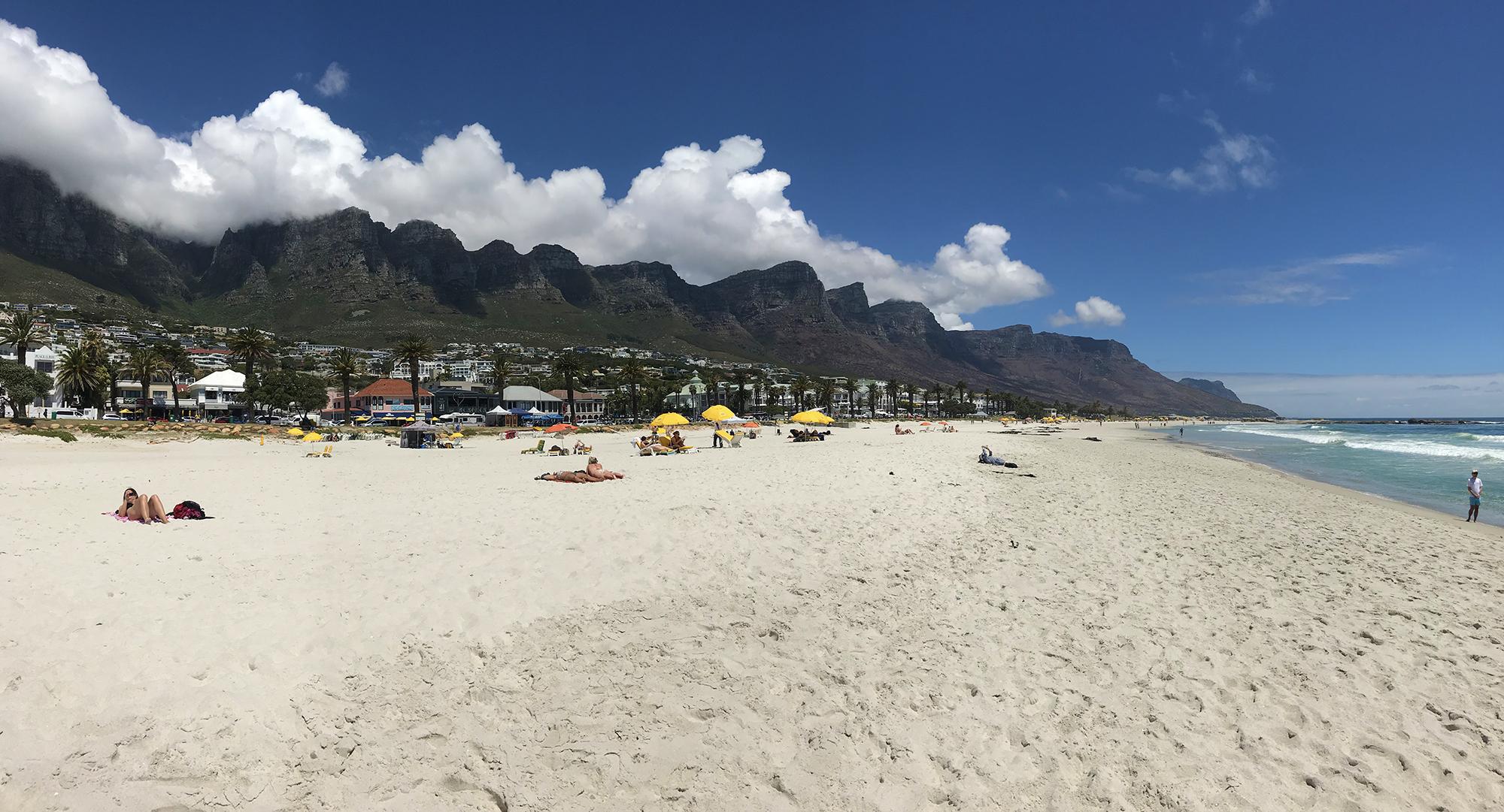 Cape Town // Shikha la mode // Camps Bay