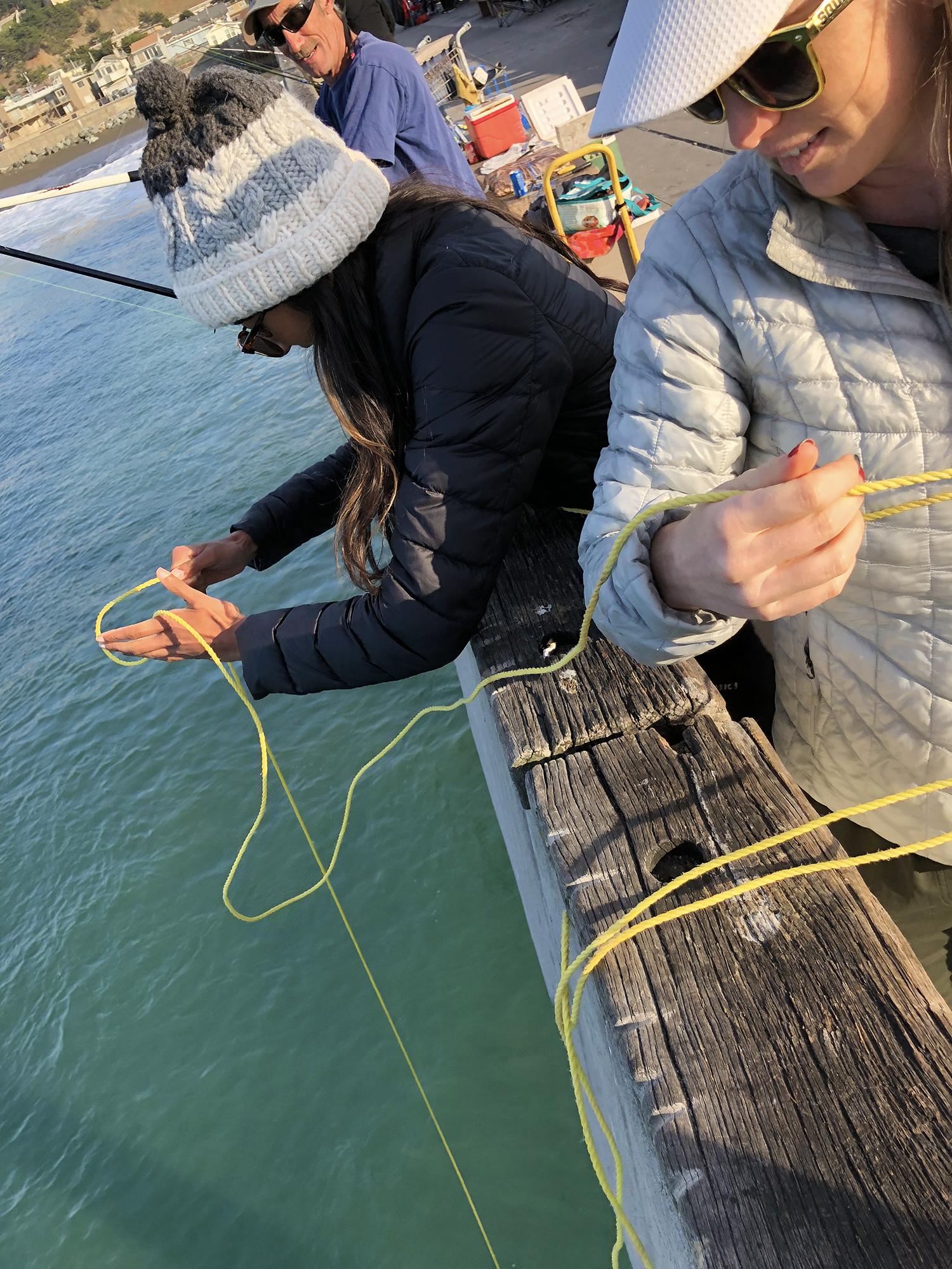 Dungeness Crabbing in Pacifica // Shikha la mode