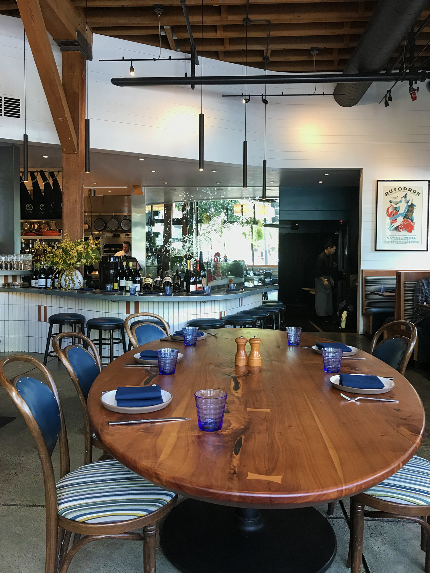 Newly Opened Brunch at Barcino
