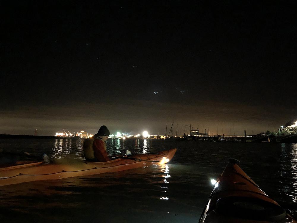 Evening Kayak Tour with REI