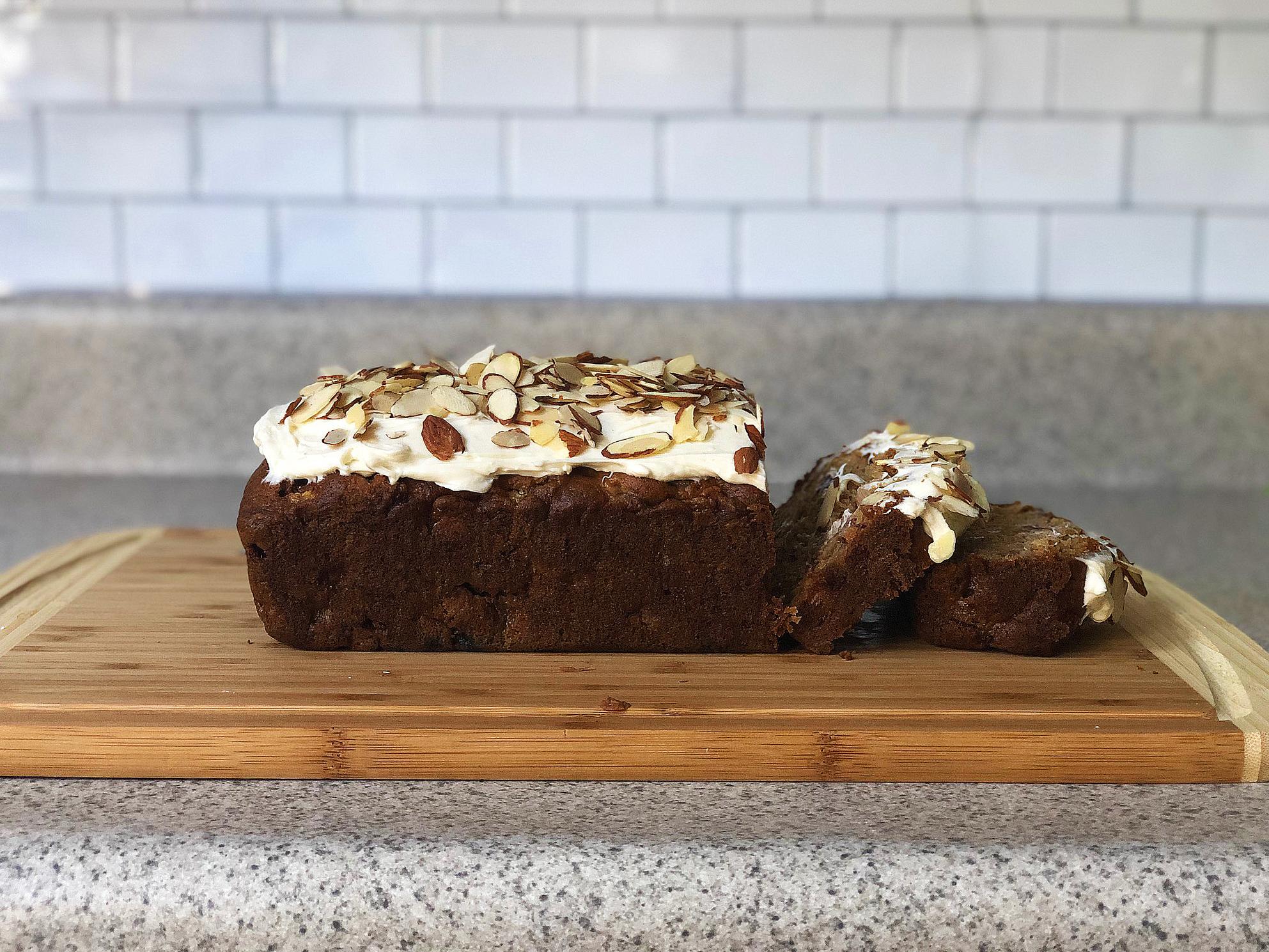 Holiday Baking Recipe: Almond Pear Cake