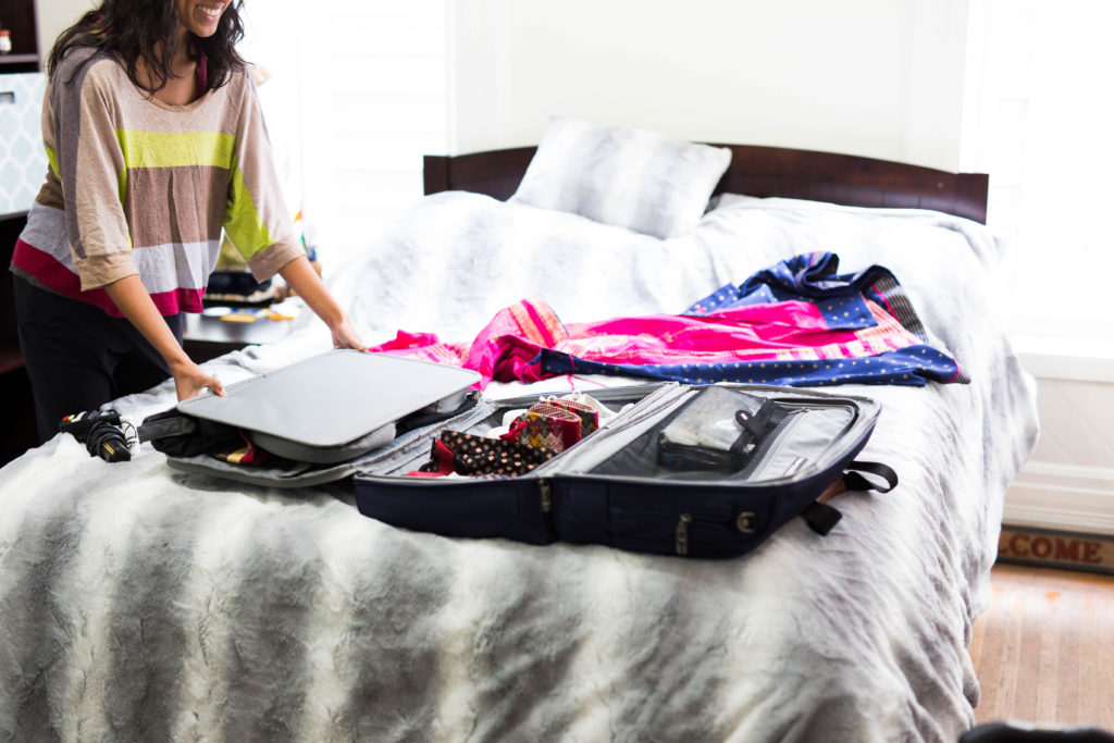 packing in travelpro luggage