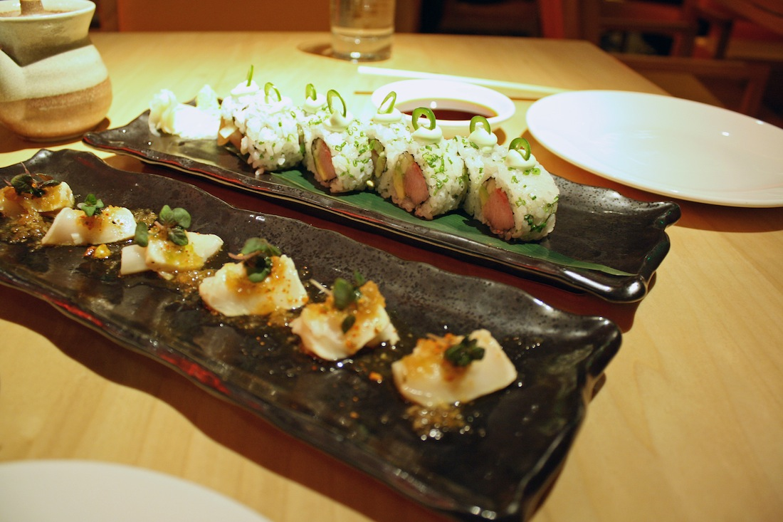 Roka Akor Dine About Town
