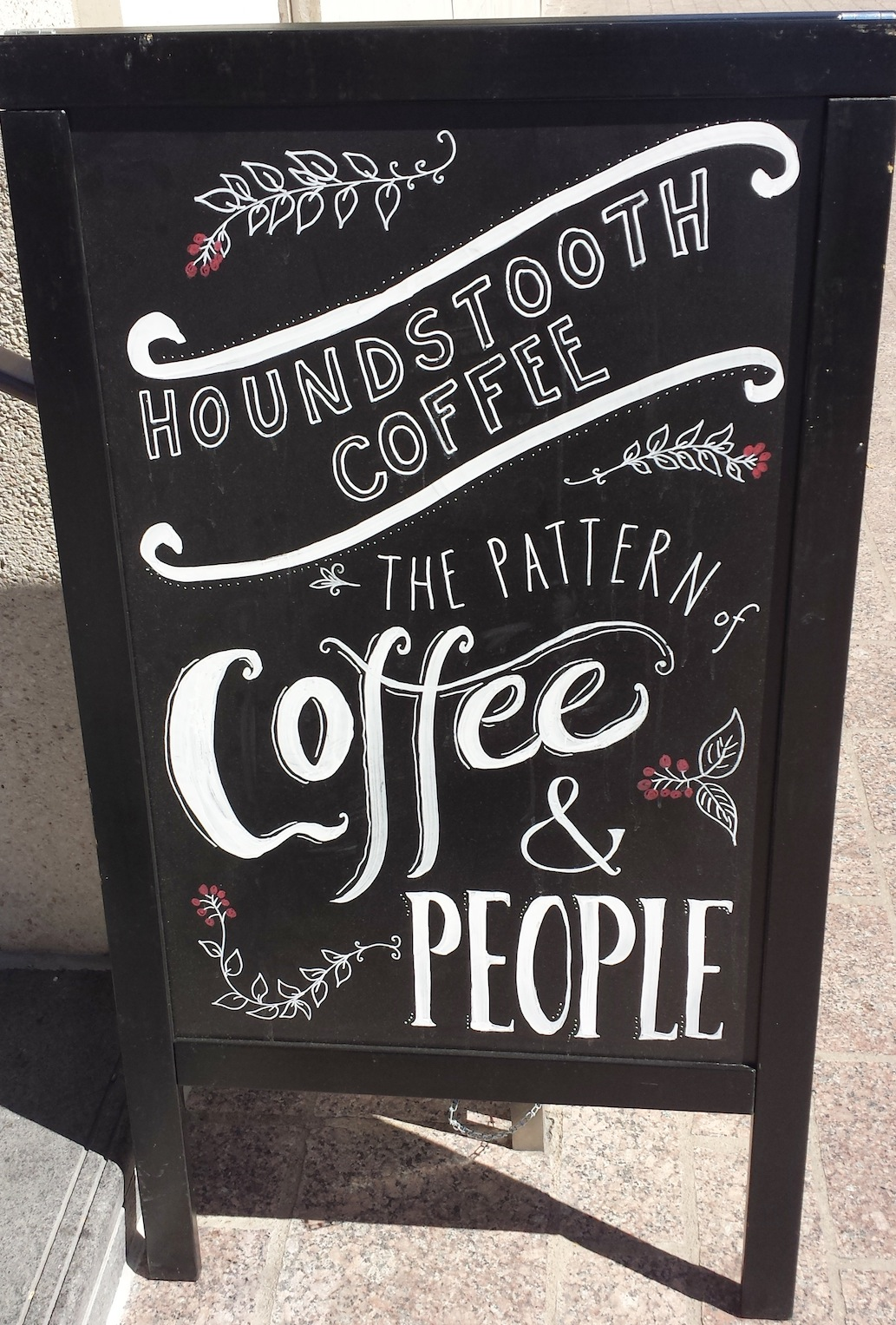 Houndstooth Coffee