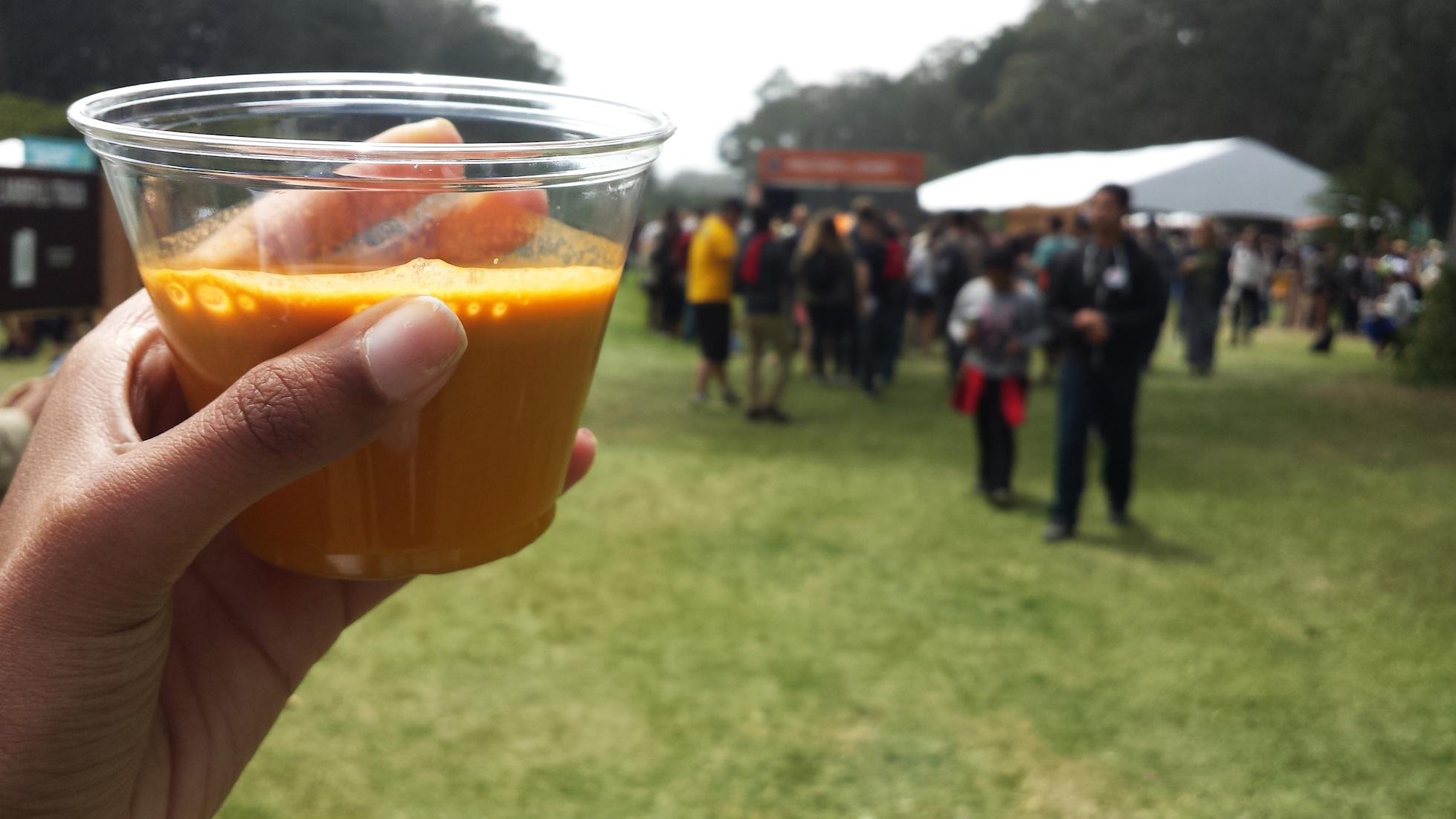 Chipotle Cultivate Festival