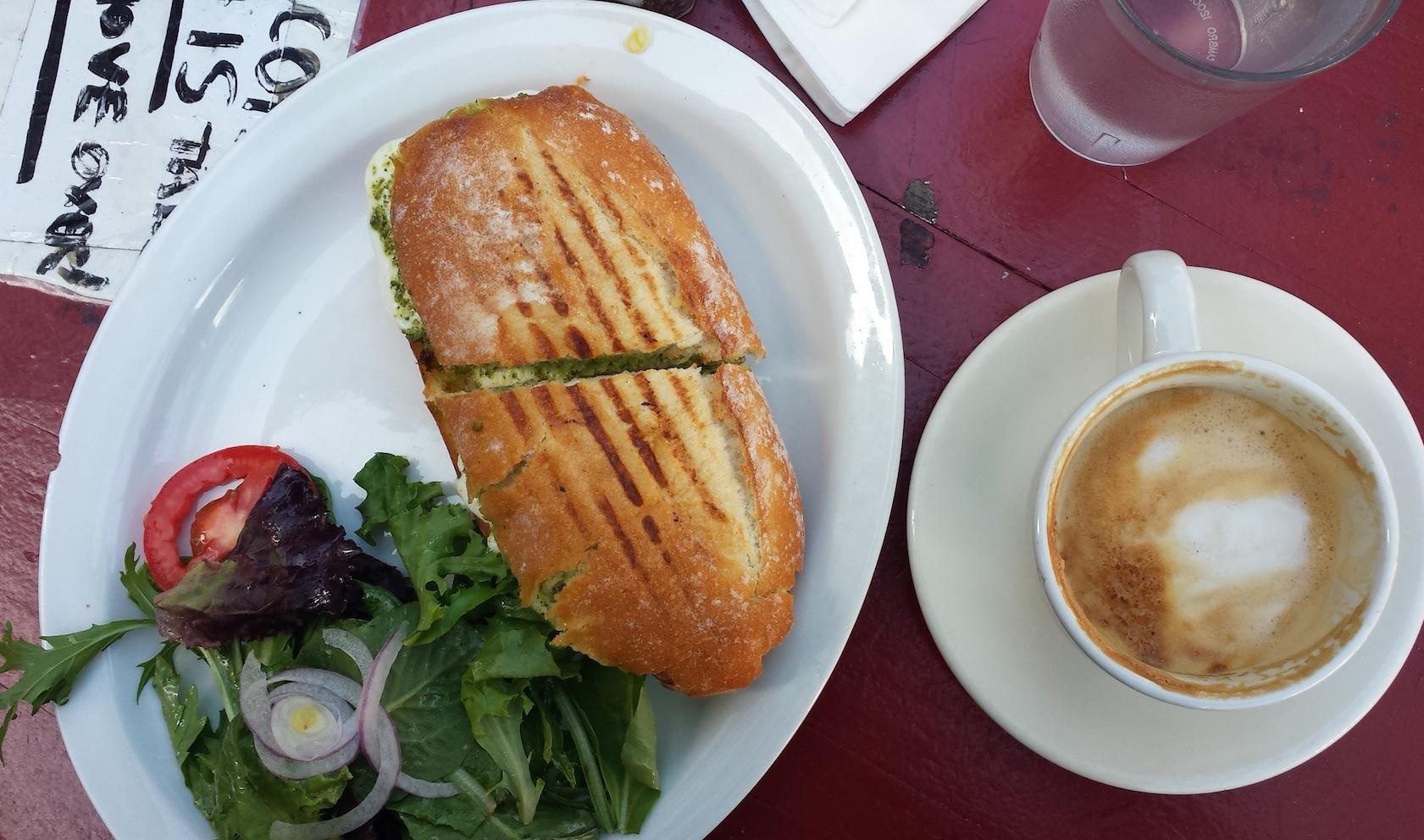 Mojo Bicycle Cafe