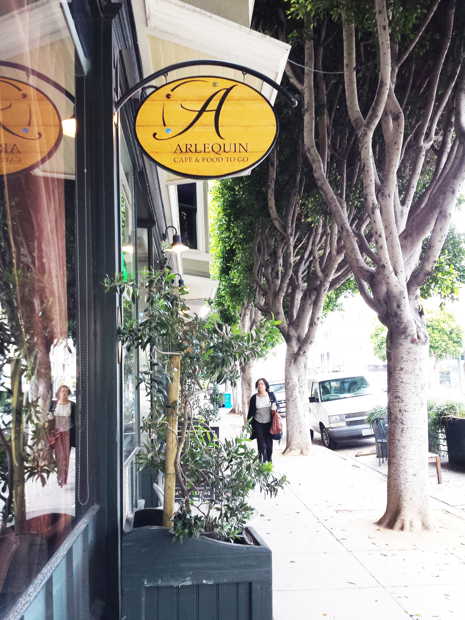 Arlequin Cafe Hayes Valley