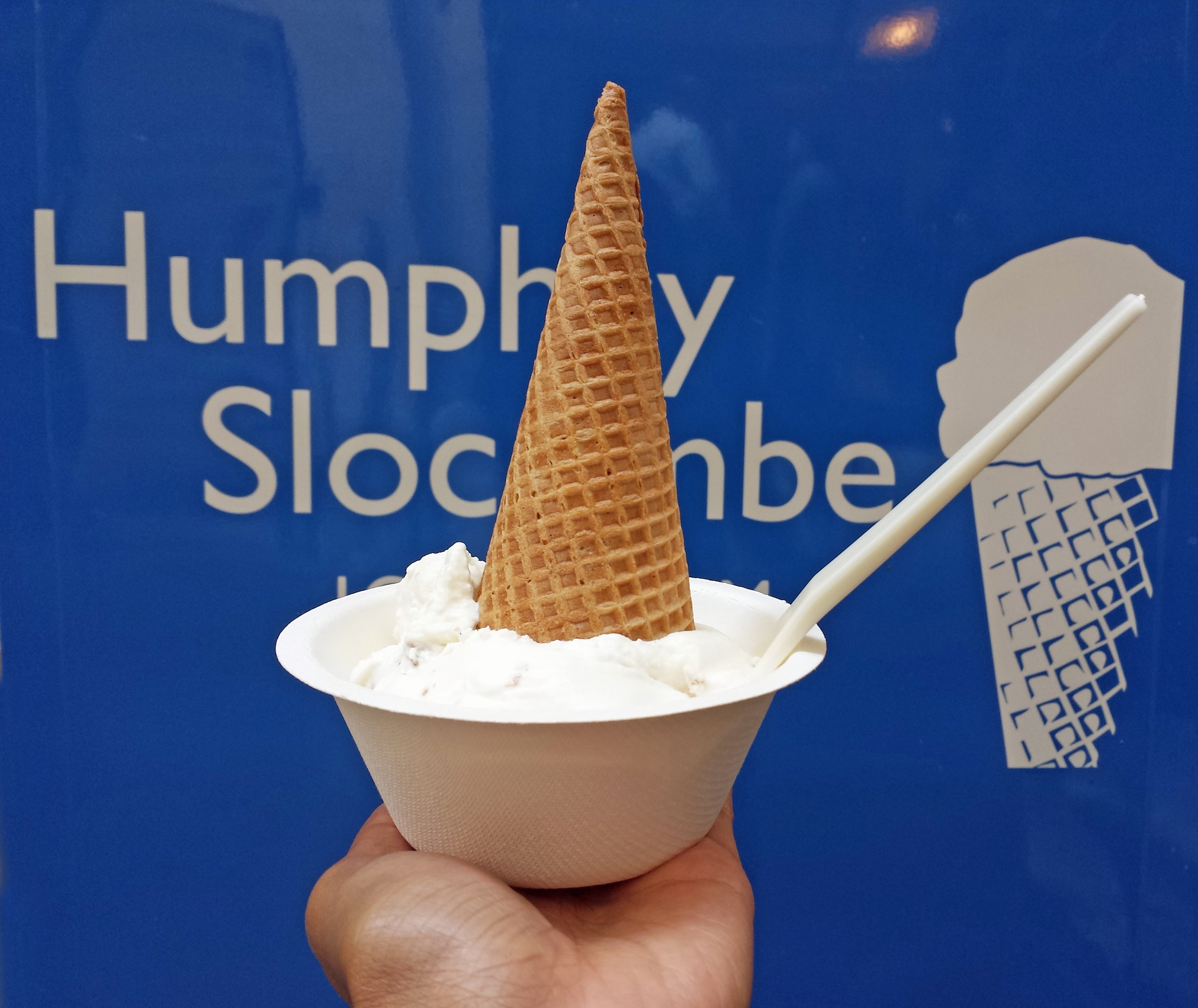 Humphry Slocombe Ferry Building