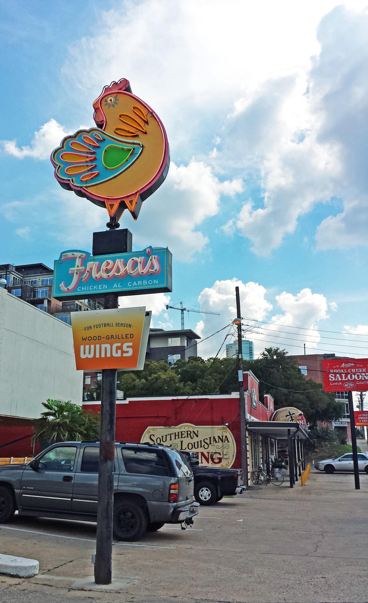 Fresas Austin, Texas