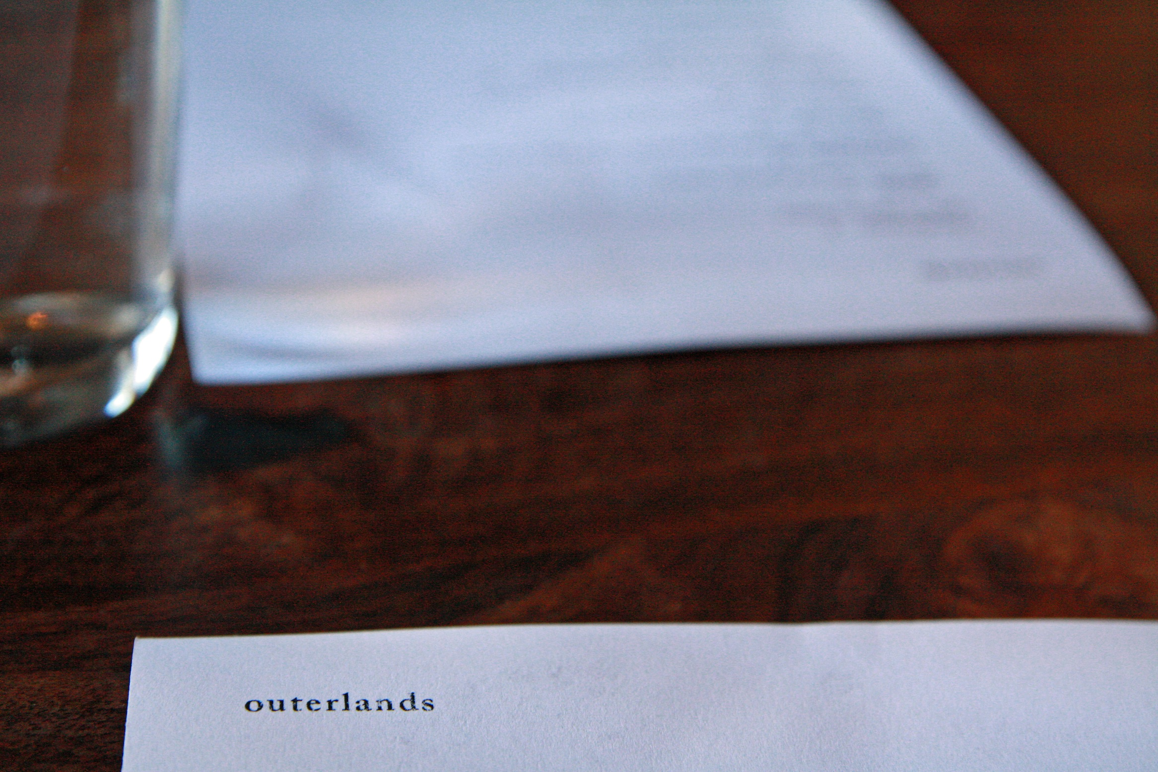 Outerlands SF