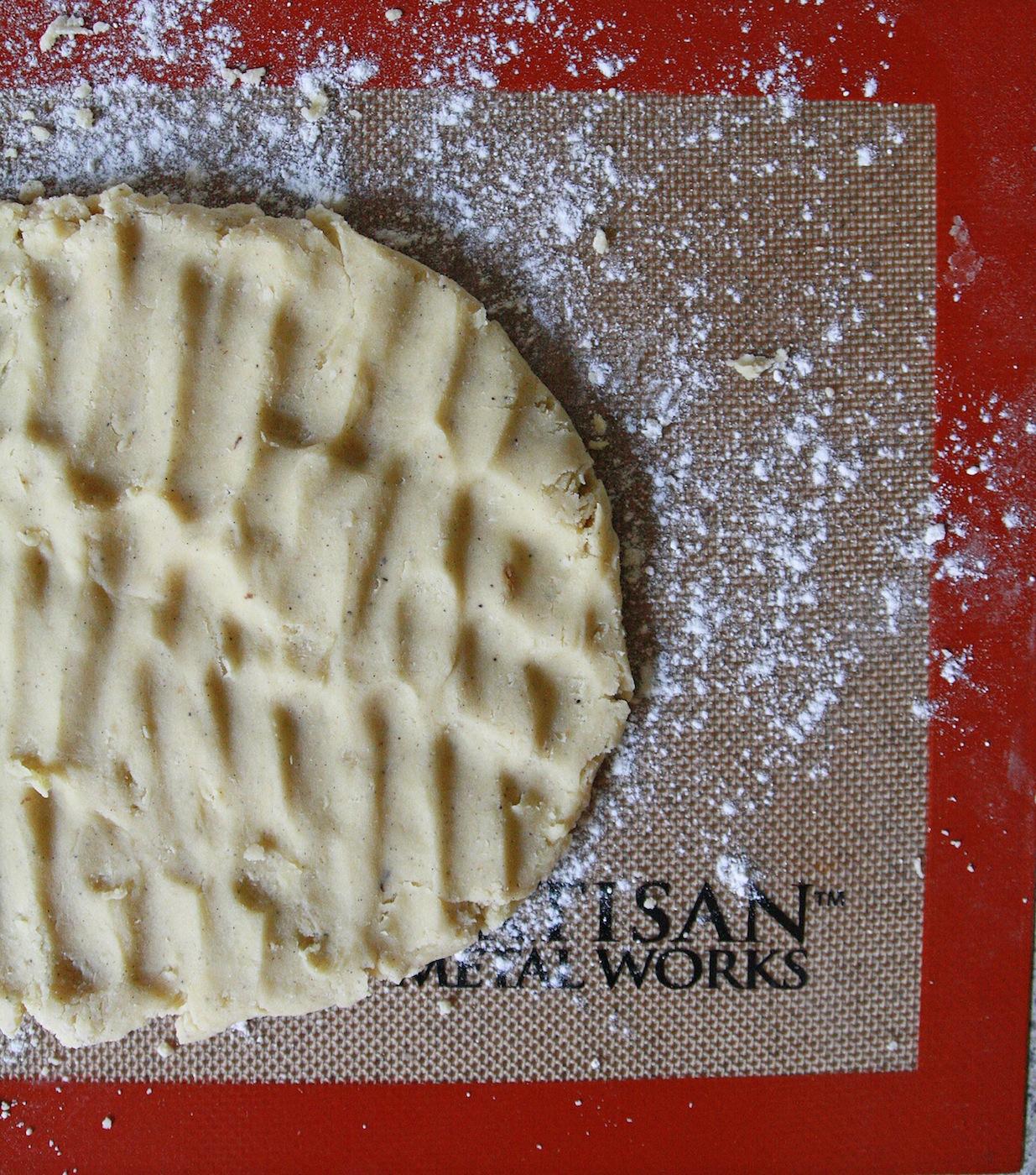 Recipe Cardamom Sable Cookies