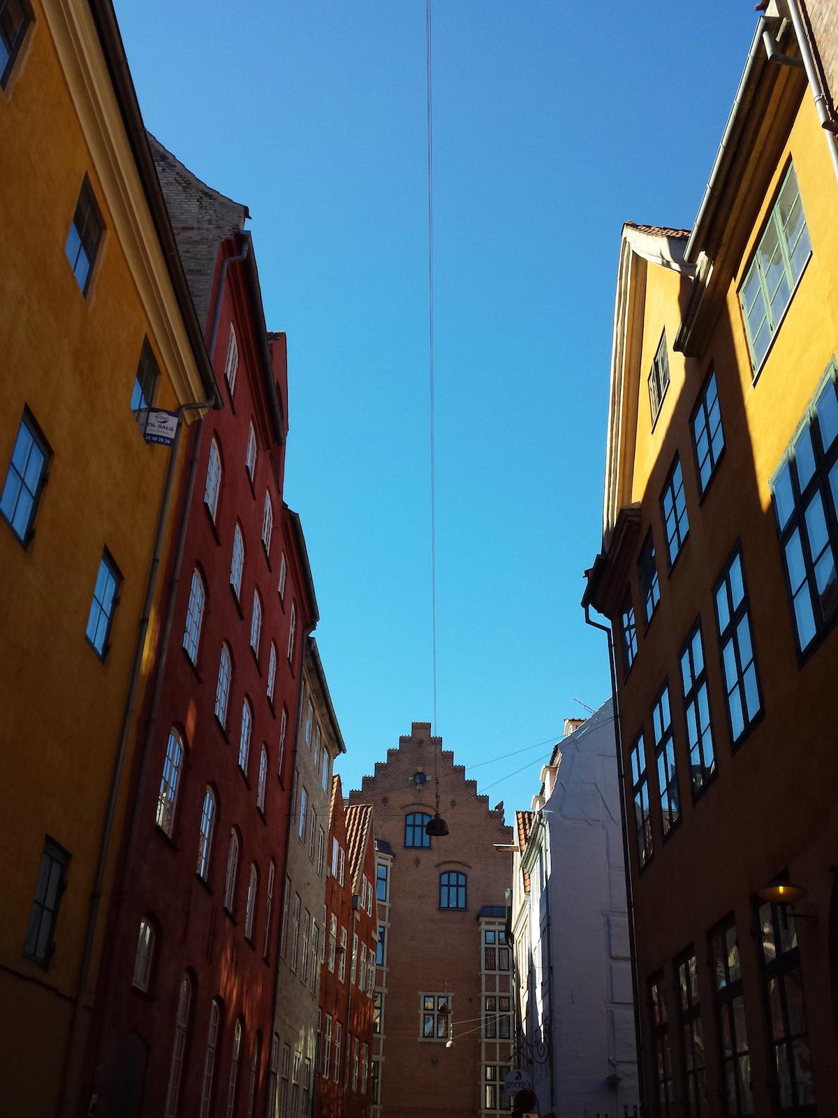Copenhagen // Shikha la mode