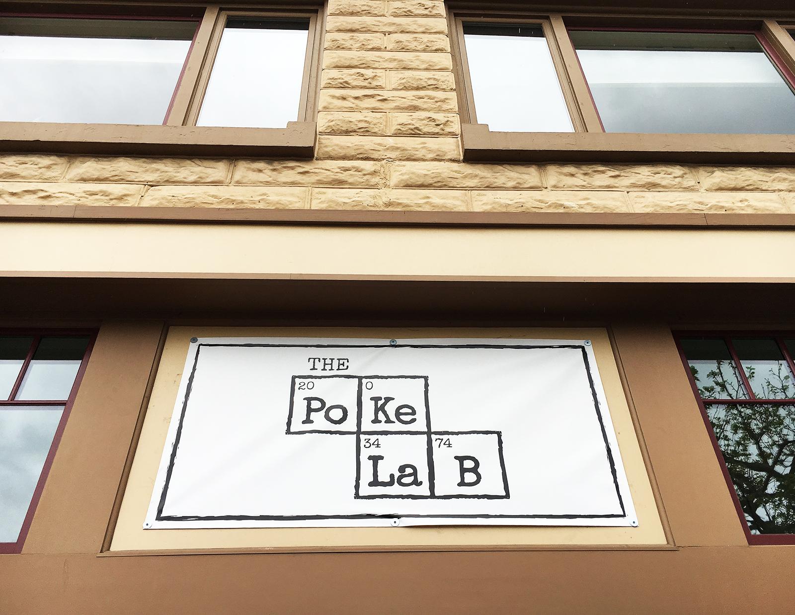 Poke Lab Monterey CA