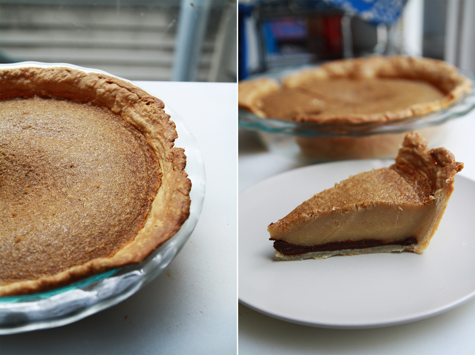 Recipe Brown Butter Maple Pie