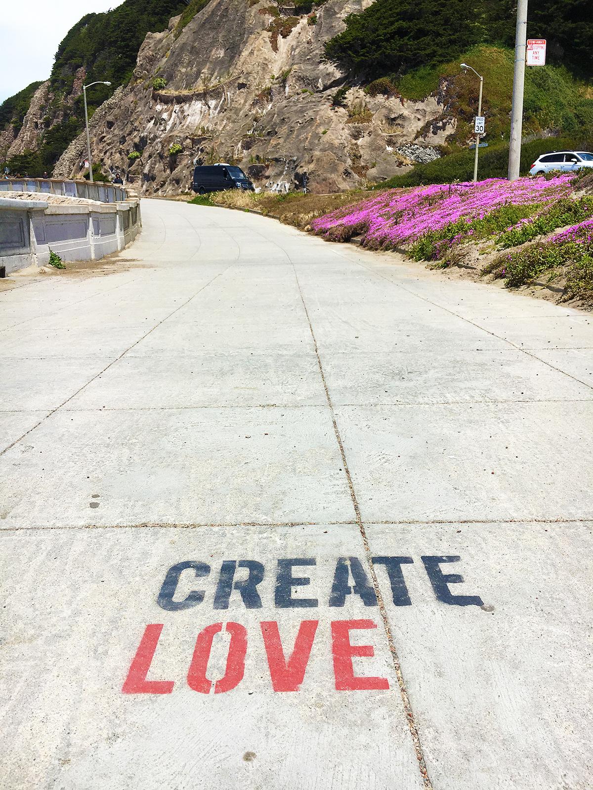 Create Love San Francisco