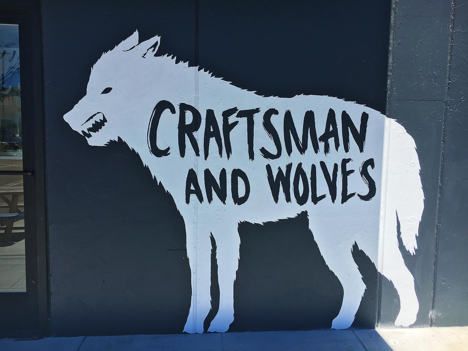 Craftsman and Wolves Den