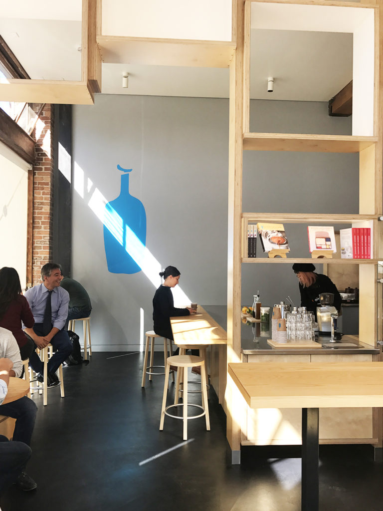 Blue Bottle / Shikha la mode