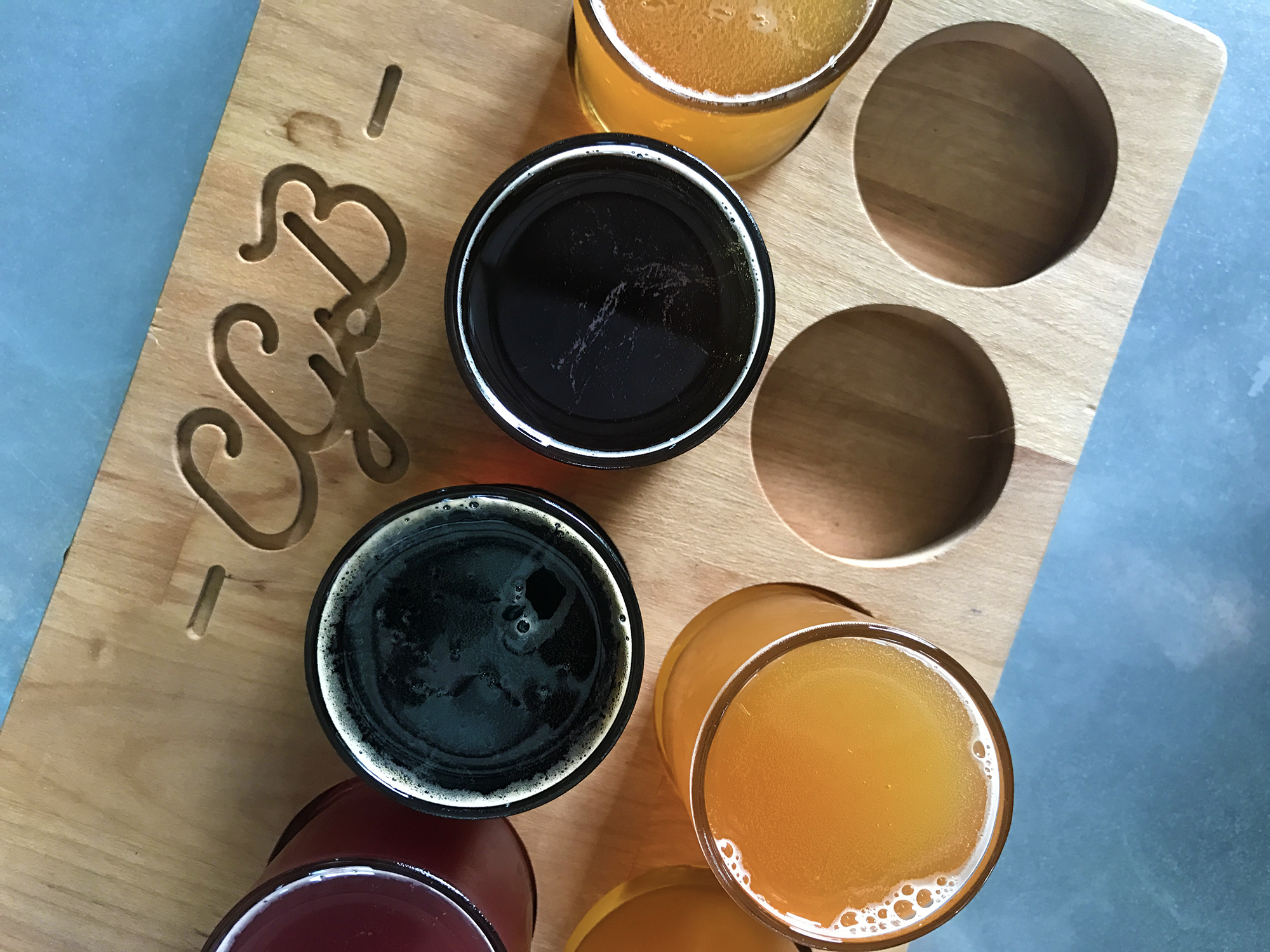 Crooked Goat Brewing // Shikha la mode