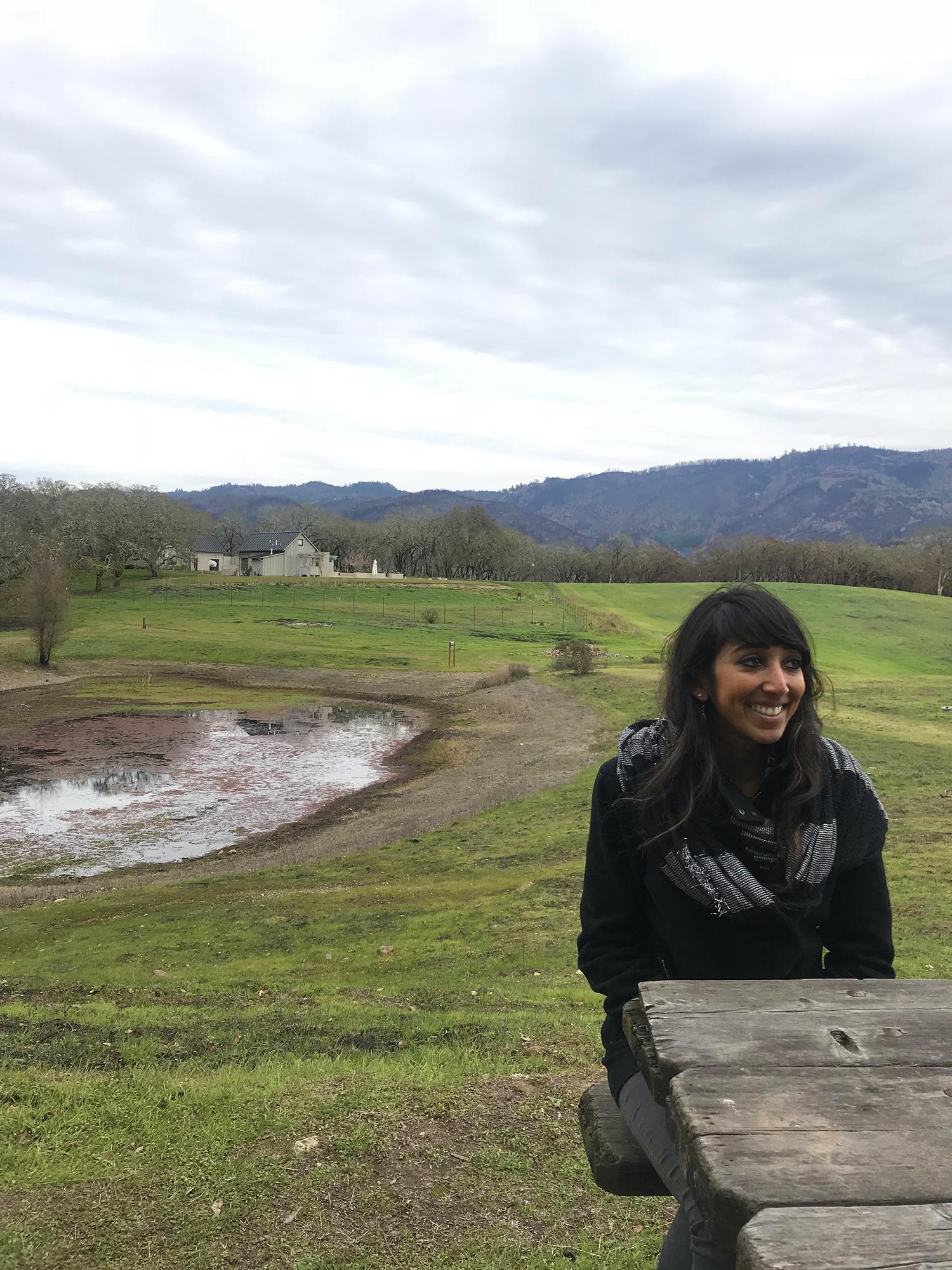 Sonoma Valley Regional Park // winter hikes // Shikha la mode
