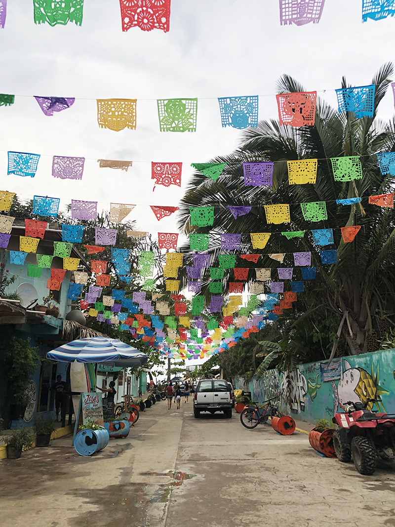 Sayulita long weekend travel guide