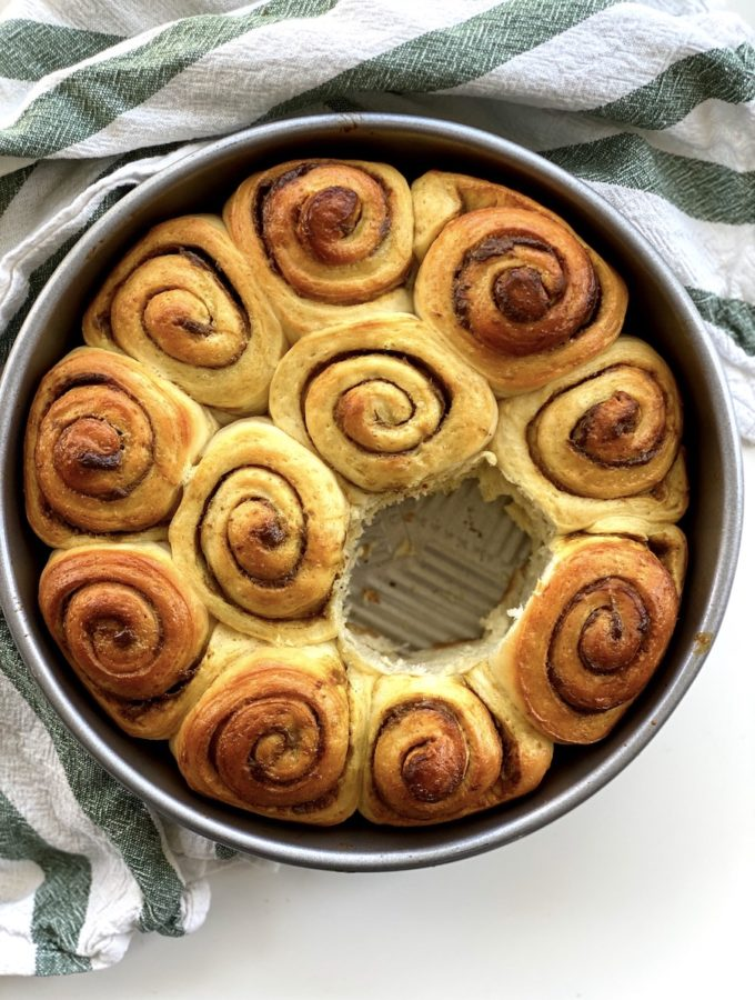 hokkaido milk bread rolls