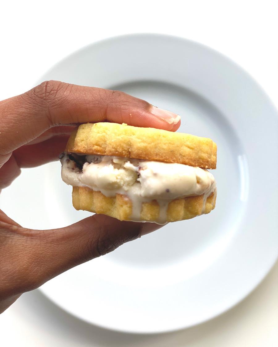 corneal sable ice cream sandwiches